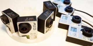 7 cámaras 360 para grabar lo que quieras