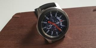 Review: Samsung Galaxy Watch, la apuesta de la gama alta con Tizen