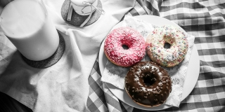 Cómo crear fotos con zonas en color y en blanco y negro