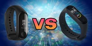Comparativa: Xiaomi Mi Band 4 vs Mi Band 3