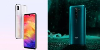 Comparativa: Redmi Note 7 vs  Redmi Note 8 Pro