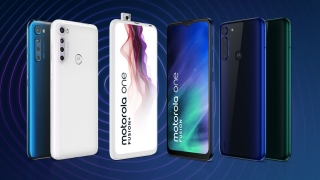 Motorola One Fusion: cuádruple cámara y batería de 5.000 mAh en un gama media