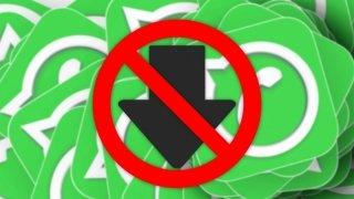 ¿Por qué no puedes instalar WhatsApp? Posibles soluciones