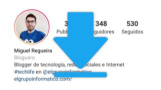 Cómo descargar fotos de perfil de Instagram a tamaño completo