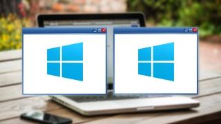 Cómo poner dos ventanas en paralelo en Windows