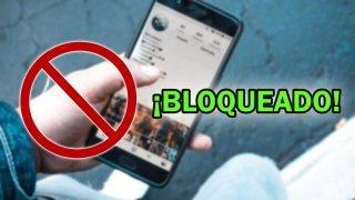 ¿Se puede bloquear a quien te ha bloqueado primero en redes sociales?
