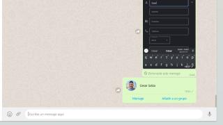 Tarjetas de contacto en WhatsApp: qué son y para qué sirven