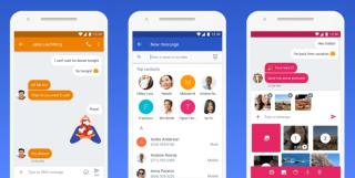 Google va a por WhatsApp con los Mensajes en la web