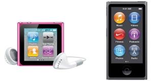 Apple acaba con los iPod Nano y iPod Shuffle