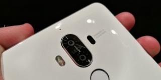 Huawei Mate 10 Pro sería la variante sin marcos