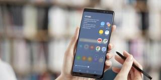 Samsung unificaría las gamas Galaxy Note y Galaxy S Plus en 2019