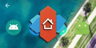 Nova Launcher se actualiza con barra de búsqueda en el dock, iconos adaptativos y más