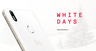 Oferta: smartphones de BQ con hasta 75 euros de descuento en los White Days