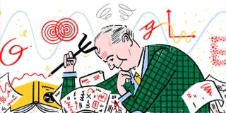 Google dedica su Doodle al 135 aniversario del científico Max Born