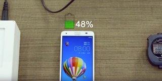 Huawei P20 cargaría el 45% de la batería en 5 minutos