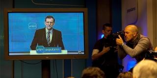 """El """"plasma de Rajoy"""" se pasa a HD: el streaming de Presidencia será renovado"""