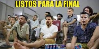 Los mejores memes de la final del Mundial de Rusia 2018