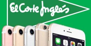el corte inglés regala iphone 8