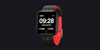 InnJoo Sportwatch, un smartwatch resistente al agua y con hasta 7 días de batería