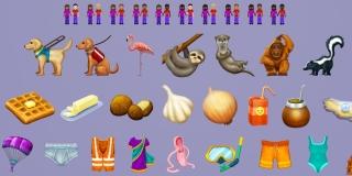 Android añade 65 nuevos emojis