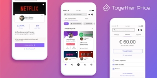 Together Price llega a España: comparte el coste de Spotify, Netflix, Apple Music y más