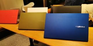 Asus VivoBook S14 y S15: pantalla secundaria ScreenPad 2.0, WiFi 6 y diseño metálico