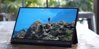 Asus ZenScreen Touch, la pantalla táctil externa con batería integrada