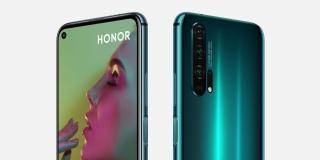 Honor 20 Pro es oficial: cámara cuádruple, Kirin 980 y cámara selfie en la pantalla