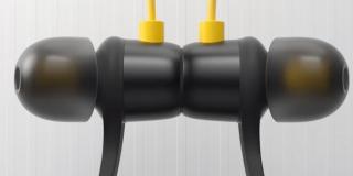 Realme Buds Wireless, los auriculares deportivos con graves potentes y agarre magnético