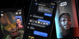 Facebook Messenger añade filtros, stickers y temas de Star Wars: El ascenso de Skywalker