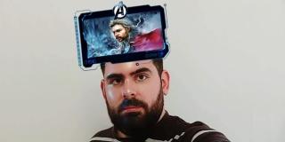"""Como activar el filtro """"¿Qué personaje de Los Vengadores eres?"""" en Instagram"""