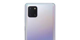 Primeras imágenes del Samsung Galaxy Note 20