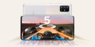 Galaxy A51 y A71 5G: el 5G llega a la gama media de Samsung