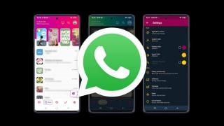 DELTA YOWhatsApp, un mod de WhatsApp basado en Fouad WhatsApp