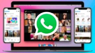 WhatsApp ya permite videollamadas desde el PC