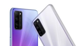 Honor 30 Lite llega con pantalla a 90 Hz y conectividad 5G