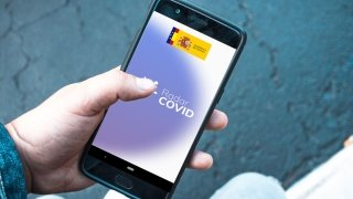 Radar Covid ya lidera descargas en iOS y Android