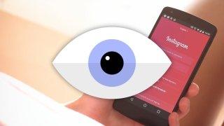 Instagram es acusada de espiarnos con la cámara