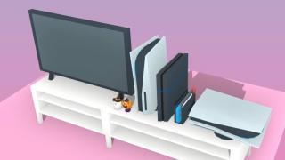 PS5 es enorme: estas imágenes muestran cómo se verá en tu salón