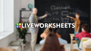 Liveworksheets, qué es y cómo funciona