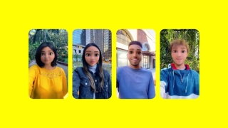Cartoon Lens, la lente de Snapchat para transformar tu cara en un dibujo animado