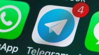 Rusia no te espía por usar Telegram, lo tienen vetado
