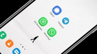 Telegram y Signal adelantan a WhatsApp en las tiendas de aplicaciones