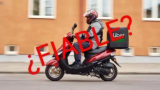 ¿Uber Eats es fiable?