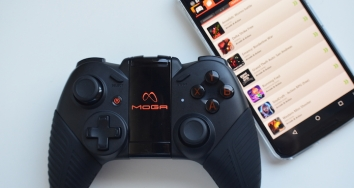 Review: gamepad Moga Pro Controller