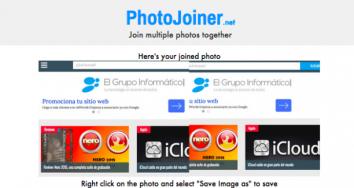 Cómo unir varias fotos en una sola
