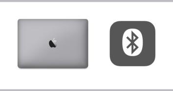 Cómo enviar y recibir ficheros por Bluetooth en Mac