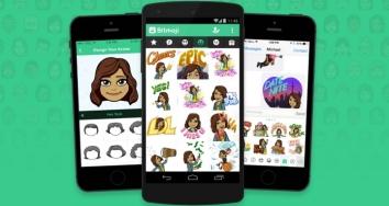 Crea stickers con tu cara para WhatsApp