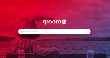 Qroom, un reproductor de música de YouTube