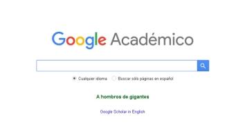 ¿Qué es Google Académico?